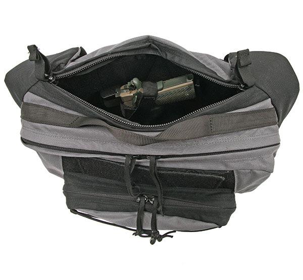 06ee52ef59ee Tactical Tailor Concealed Carry Messenger Bag Kryptek Typhon